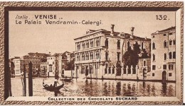 CHROO CHOCOLAT SUCHARD ITALIE VENISE LE PALAIS VENDRAMIN CALERGI - Suchard