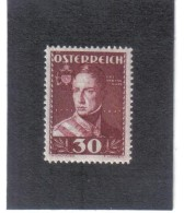 GUT925 AUSTRIA ÖSTERREICH 1935 Michl 619  ** POSTFRISCH Siehe ABBILDUNG - Ungebraucht