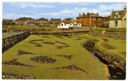 SALTCOATS : THE GARDENS - Ayrshire