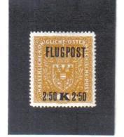 GUT927 AUSTRIA ÖSTERREICH 1918 Michl 226 A  ** POSTFRISCH Siehe ABBILDUNG - 1918-1945 1. Republik