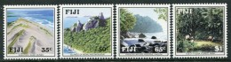 Fiji 1991 Environmental Protection Set MNH - Fiji (1970-...)