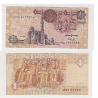 ONE POUND - Egipto