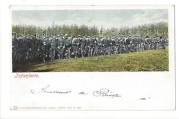14972 - Armée Suisse Infanterie Souvenir De Bière - Cartes Postales