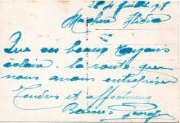 4169. LOT DE 4 CPA PATRIOTIQUES 14 18 WW1. BONNE ANNEE. GLOIRE AUX ALLIES. MES BAISERS.. - Patrióticos