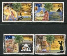 Fiji 1996 Christmas Set MNH - Fiji (1970-...)