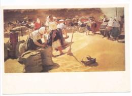 Carte Peintre Jablonski  Pain 1949 - Peintures & Tableaux