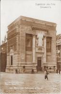 Exposition Des Arts Décoratifs - Pavillon National D'Italie  (genre De Carte Photo) - Expositions