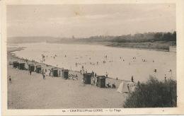 CHATILLON SUR LOIRE - La Plage - Chatillon Sur Loire