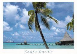 1 AK Beautiful South Pacific * Rückseite Ist Bedruckt - Siehe Scan * - Ansichtskarten