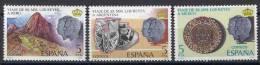 SERIE TIMBRES ESPAGNE NOUVEAUX 1978 - INCAS MACHU PICCHU PÉROU - MAYAS LE MEXIQUE - L'ARGENTINE GUARANIS - Disfraces