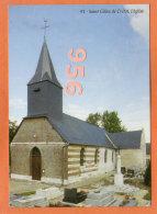 * * SAINT-GILLES DE CRETOT * * L'Eglise - Frankreich