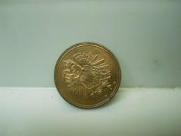 1 PFENNIG 1874   E - 1 Pfennig