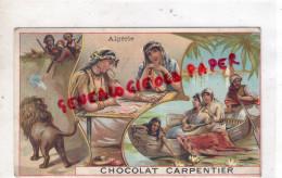 CHROMO  - ALGERIE - Non Classés