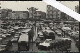 Autobussen Oostende, Fotokaart, Auteur? - Non Classés