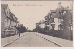 STRASBOURG : RUPRECHTSAU - SCHUTZENBERGERSTRASSE - RARE - 1919 - 2 SCANS - - Strasbourg