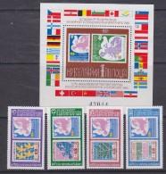 Bulgaria 1982 KSZE 4v +   M/s   ** Mnh (F5170) - Europese Gedachte