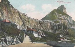 AK Gibraltar Governor ´s Cottage Residence Military Camp South District Punta Pasajes Europa Advance Road UK - Gibraltar