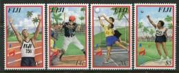 Fiji 2003 South Pacific Games - 1st Issue Set MNH - Fiji (1970-...)
