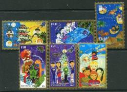 Fiji 2003 Christmas Set MNH - Fiji (1970-...)