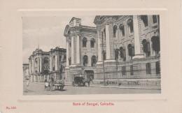 Passepartout AK Calcutta Kalkutta Kolkatta Kolkata Bank Of Bengal Bengalen Bengale Indien India Asien Asia Asie Indie - India