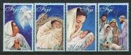 Fiji 2004 Christmas Set MNH - Fiji (1970-...)