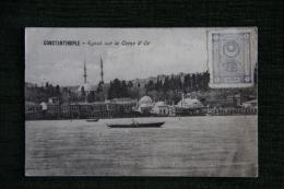CONSTANTINOPLE - EYOUB Sur La Corne D'Or - Turquie
