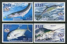 Fiji 2005 Game Fish Set MNH - Fiji (1970-...)
