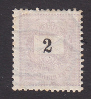 Hungary, Scott #23, Mint Hinged, Crown Of St Stephen, Issued 1888 - Hungary