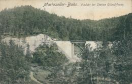 AT MARIAZELL / Viadukt Bei Station Erlaufklause / - Mariazell