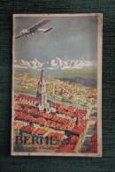 Magnifique Prospectus Sur La Ville De BERNE , édité En 1930 Par La Sté De Développement De La Ville De BERNE - Dépliants Touristiques
