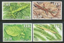 Fiji 2006 Phasmids Set MNH - Fiji (1970-...)