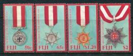 Fiji 2008 The Order Of Fiji Set MNH - Fiji (1970-...)