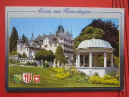 Kreuzlingen (TG) - Restaurant Schloss Seeburg / Nachtaxe, Nachgebühr, Nachporto?? - TG Thurgau