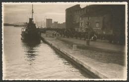Croatia-----Trogir-----old Postcard - Croatia