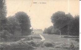 MISSY - 14 - Une Vue Arrière Du Chateau - RARE - ENCH0616 - - Sonstige Gemeinden