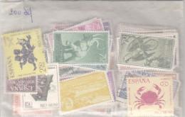 Lote  Colonias Españolas - 200 Sellos Diferentes De Guinea, Rio Muni, Fernando Poo - Sellos