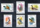 1985 - Faune / Oiseaux Mi 4149/4154 Et Yv 3577/3582 MNH - 1948-.... Republiken