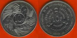 Burundi 10 Francs 2011 Km#21 UNC - Burundi