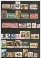 Stati Uniti/États-Unis/United States: Lotto Di 34 Pezzi, Lot Of 34 Pieces, Lot De 34 Pièces - Collezioni & Lotti