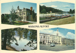 CPM Maison Alfort - Vues Multiples - Maisons Alfort