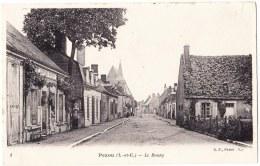 41 - B22573CPA - PEZOU - Le Bourg -Mercerie, épicerie - Parfait état - LOIR-ET-CHER - Non Classés