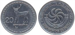 Georgia - 20 Tetri 1993 - Géorgie