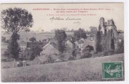 Haute-Saône - Aumoniières - Ruines D'une Commanderie De Saint-Antoine (XIIIe Siècle) - Non Classés