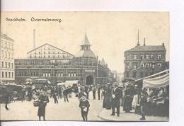 Zweden - Sweden - Stockholm - 1910 - Zweden