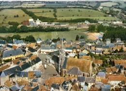 Mondoubleau.. Belle Vue Aérienne Du Village L'Eglise - Sonstige Gemeinden