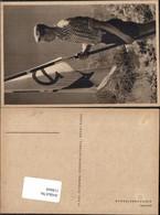 118664,Pfadfinder Bannerträger - Pfadfinder-Bewegung