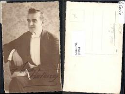 119704,Ralph Wintherry Autor Autogramm Winterry, Rudolf - Künstler