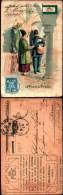 1909c) Cartolina Di-la Posta In Persia-postino Che Consegna La Posta -viaggiata - Iran