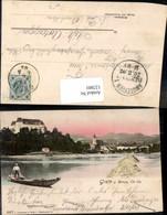 122801,Grein A.d. Donau Boot Am Ufer 1900 - Sin Clasificación