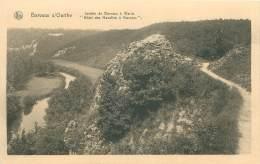 """BARVAUX S/OURTHE - Sentier De Barvaux à Warre - """"Hôtel Des Hazalles à Barvaux"""" - Belgique"""